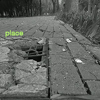 Maybe, Maybe; place