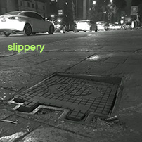 Maybe, Maybe; slippery
