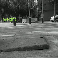 Maybe, Maybe; weight